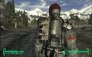 NCR Power Armor Backpack Animation