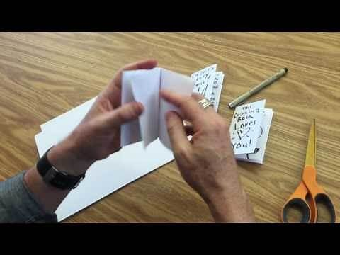 How To Turn a Sheet of Paper Into a Comic Book You Can Sell