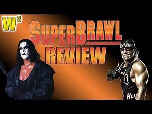 WCW Superbrawl 8 Review   Wrestling With Wregret