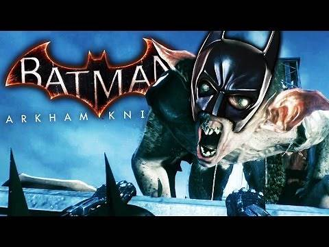THE LEGEND OF BATGUY | Batman: Arkham Knight Funny Moments (Gameplay Montage)