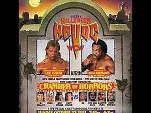The Retro Wrestling Rewind Episode # 23 (Halloween Havoc 1991)
