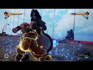Goku Vs. Madara - JUMP FORCE