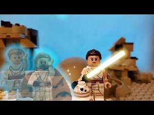 The Fastest and Funniest LEGO Star Wars story ever told...The Sequel!