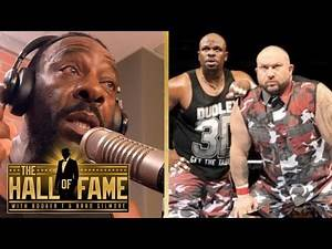 Booker T Answers Question on If The Dudley Boyz are a Legendary Tag Team