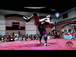 GCWA HOTTER THAN TEXAS: Ricky Starks V TJ Perkins