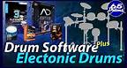 Which Electronic Drumsets Work With Drum Software? (edrums 101)