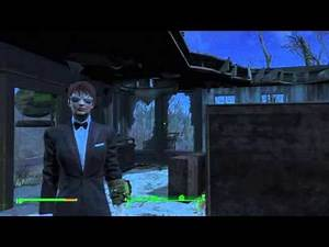 Fallout 4 Where to find a tuxedo