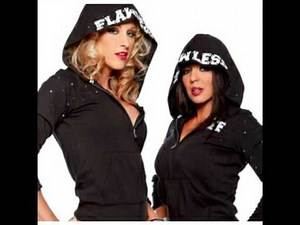 Wwe: not enough for me - Laycool theme song