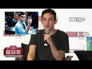 Robin Lord Taylor Talks WOULD YOU RATHER 2! - Fan Expo Canada 2015