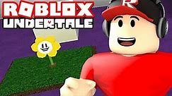 PLAYING UNDERTALE IN ROBLOX!