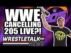 WWE SmackDown Going THREE HOURS?! WWE CANCELLING 205 Live?! | WrestleTalk News Aug. 2019
