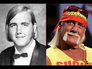 Wwe wrestlers childhood photos