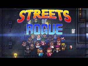 Streets of Rogue - 5 Hacker