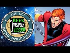 History of Ralph Dibny (Elongated Man) The Flash Season 4 - Geek History Lesson