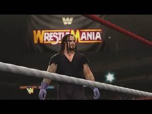 WWE 2K14: 30 Years of WrestleMania - New Generation Era - 3 (King Kong Bundy vs Undertaker)