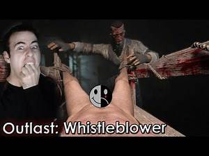 Outlast Whistleblower BLIND Let's Play - Part 2 - Gluskin Reaction   (Walkthrough - Playthrough)