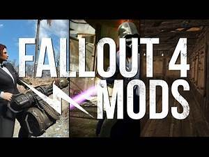 Top Fallout 4 Mods in Week 4 - 12/10/2015
