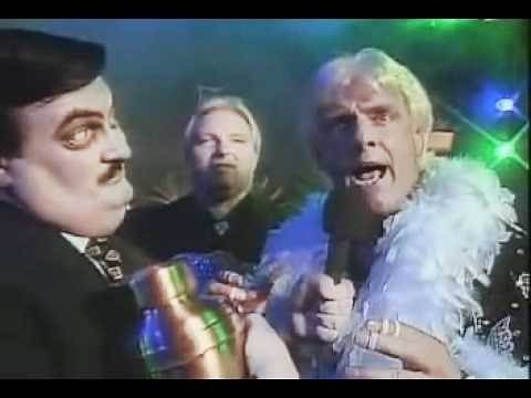 Funeral Parlor with Ric Flair and Bobby Heenan