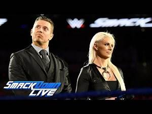 """A huge WrestleMania match gets made on """"A Very Special Miz TV"""": SmackDown LIVE, March 14, 2017"""