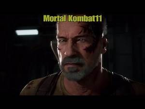 Mortal Kombat 11 - All fatalities on the terminator
