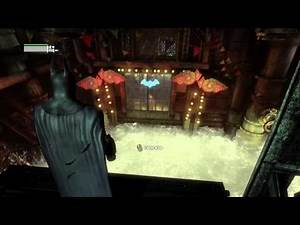 Batman Arkham City - Walkthrough Ep.27 Cooling Tunnel [PC, PS3, XBox, iPad]