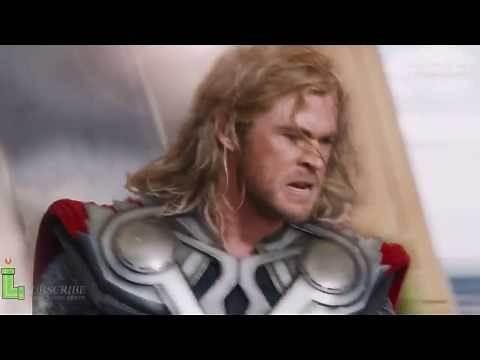 Avengers 1 Fight Scenes
