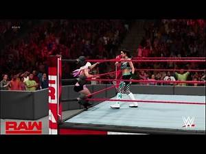WWE 2K19 Raw: Alexa Bliss vs Bayley - Winner faces Ronda