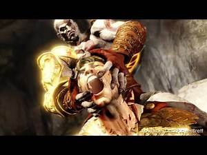 God of War 3 Remastered - All Death Scenes (Gods and Titans) [PS4 Pro] 1080p