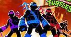Teenage Mutant Ninja Turtles: Dark Horizons Nickelodeon Walkthrough Gameplay