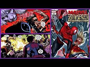 MARVEL ZOMBIES: Resurrection #4 Final Chapter