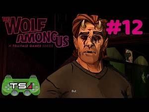 NO RESPECT FOR THE DEAD!! - THE WOLF AMONG US (BLIND) #12