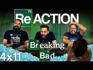 "Breaking Bad 4x11 REACTION!! ""Crawl Space"""
