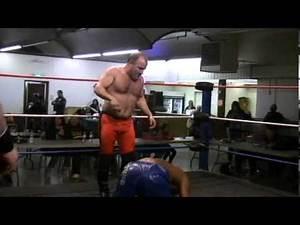 DeMarcus James v Tony Kozina - UIWA Title