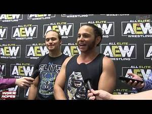 Young Bucks ON Turning Down Millions Of Dollars From WWE To Make Wrestling Better