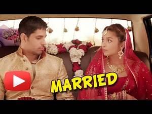 OMG! Siddharth Malhotra And Alia Bhatt Get Married