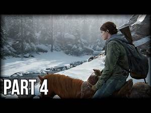 The Last of Us 2 - 100% Walkthrough Part 4 [PS4 Pro] – Chapter 1: Patrol (Grounded/Permadeath)