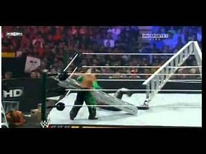 Money in the bank 2011 (Ladder Match Raw)