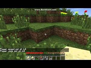 minecraft cool stuff you can do with single player commands mod