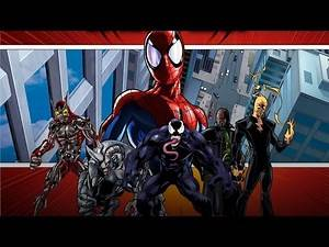 Ultimate Spider-Man (video game) 2005 - Part 4 (finale) [4K]