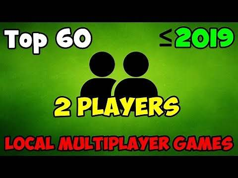 Top 60 Best Local Multiplayer PC Games (My ranking) / Splitscreen games / Same PC / LOCAL CO OP