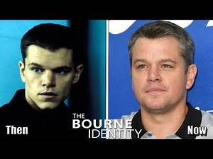 The Bourne Identity (2002) Cast Then And Now ★ 2020 (Before And After)