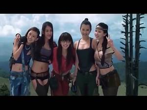 Best Ever Chinese Action Movies, Angel Warriors [Full Movies English]