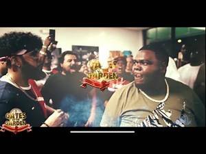 T-TOP VS DROP 30 | RAP BATTLE | GATES OF THE GARDEN | ART OF WAR 305