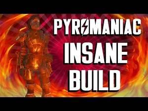 Fallout 4 Builds - The Pyromaniac - Insane Build