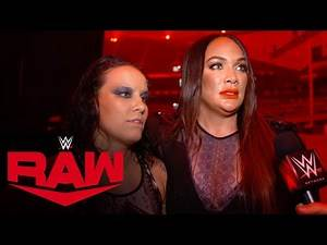 Nia Jax & Shayna Baszler are not surprised by their win: WWE Network Exclusive, Jan. 11, 2020