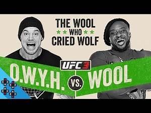 UFC 3: BIG E vs. BARON CORBIN: The WOOL That Cried WOLF! - Gamer Gauntlet