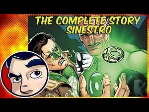 Green Lantern Sinestro - Complete Story | Comicstorian