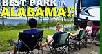 Gulf State Park Campground Review    Family Friendly Park in Gulf Shores, AL