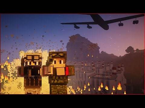 THE BEST FLAN'S MOD EXPERIENCE EVER - Minecraft BREAKDOWN 2.0 - Guns, Tanks, Jets, Factions