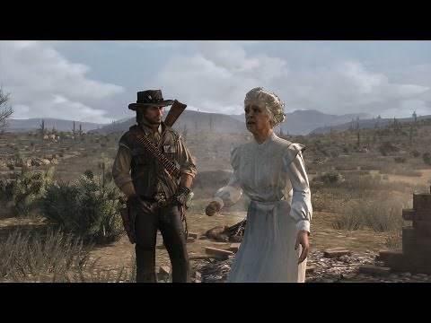 Red Dead Redemption Parental Review